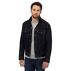 Levi's - Dark blue trucker jacket