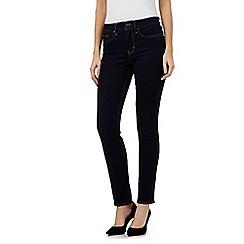 Levi's - Dark blue 311 shaping skinny jeans