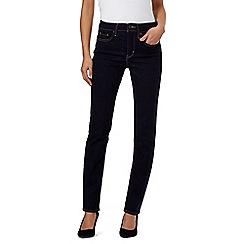 Levi's - Dark blue 312 shaping slim jeans