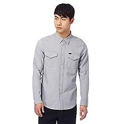 Lee - Grey western shirt