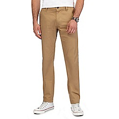 G-Star - Light tan slim fit chinos