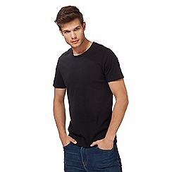 Levi's - Pack of two black crew neck t-shirts