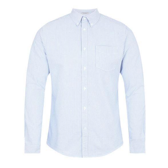 shirt tall Green Big blue striped Racing and light xO6ptnxq0w