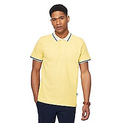 Racing Green - Yellow polo shirt