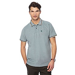 Racing Green - Dark grey polo shirt