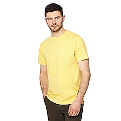 Racing Green - Yellow t-shirt