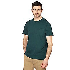 Racing Green - Big and tall dark green t-shirt