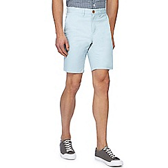 Racing Green - Aqua chino shorts