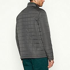Wrangler - Black Checked Long Sleeve Regular Fit Shirt