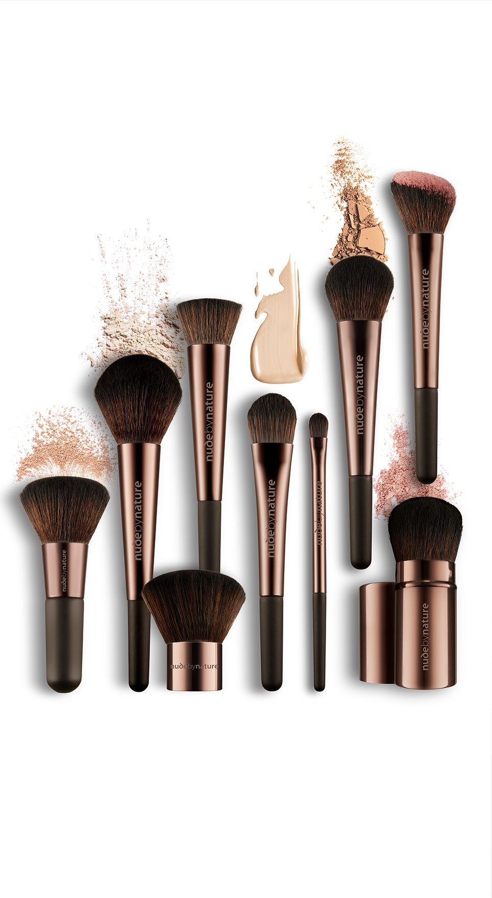 Makeup Brushes Sponge Collection: Top 5 Makeup Brushes