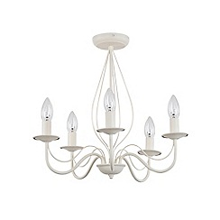 Home Collection - Tamara Flush Chandelier