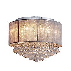 Home Collection - Gloria Flush Light