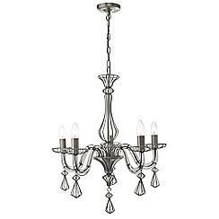Abigail Ahern/EDITION - Antique nickel 'Aa Ophelia' chandelier