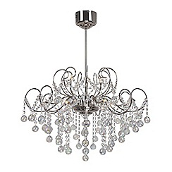 Home Collection - Mary Crystal Glass Chandelier Light