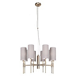 Home Collection - Brass 'Kaleb' pendant ceiling light