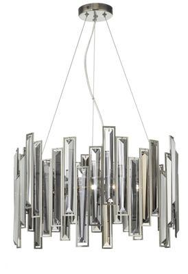 Home collection crystal glass neave pendant ceiling light debenhams aloadofball Gallery
