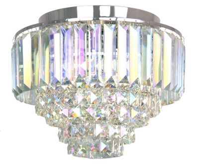 Home collection chrome and crystal florence flush ceiling light home collection chrome and crystal florence flush ceiling light debenhams aloadofball Gallery