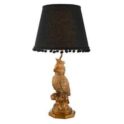Home collection parrott pedro table lamp debenhams aloadofball Gallery