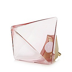 Sarah Colson - Pink Prism Table Lamp