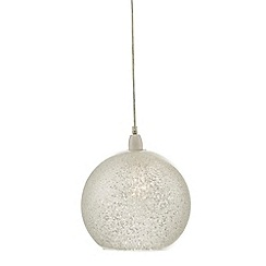 Home Collection - Glass 'Roxy' easy fit light shade