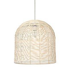 Debenhams - Bamboo Cage Easyfit Light