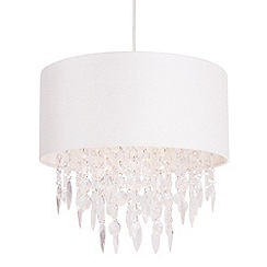Home Collection - Athena White Easyfit Ceiling Shade