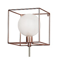 Home Collection - Copper 'Tiana' wall light