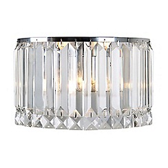 Home Collection - Sophia Crystal Glass Wall Light