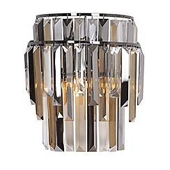 Home Collection - Camila Crystal Glass Wall Light