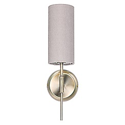Home Collection - Brass 'Kaleb' wall light