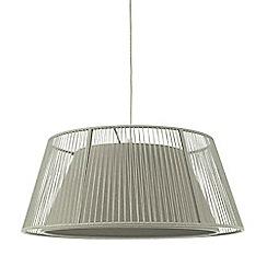 Home Collection - Cotton 'Lena' easyfit lamp shade