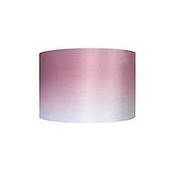 Home Collection - Velvet ombre-effect lamp shade