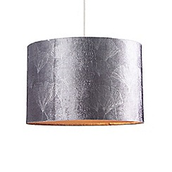 Home Collection - Leaf print lamp shade