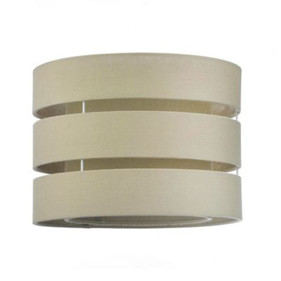 home collection circular loop lamp shade debenhams. Black Bedroom Furniture Sets. Home Design Ideas