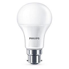Philips - 13W B22 bayonet cap BC LED bulb