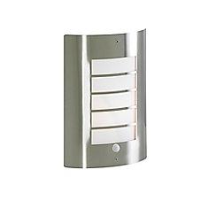Zinc - Metal sensor wall light