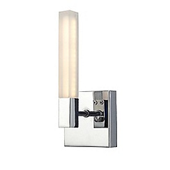 Home Collection - Metal and glass LED wall light