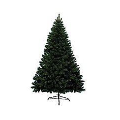 Kaemingk - 7ft Green Canada Spruce Christmas Tree