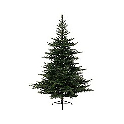 Kaemingk - 7ft Green Grandis Fir Christmas Tree