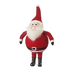 Heaven Sends - Santa Standing Ornament