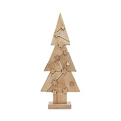Parlane - Wooden Christmas Tree Ornament