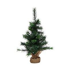 Kaemingk - 2ft Green 'Vancouver' Christmas Tree