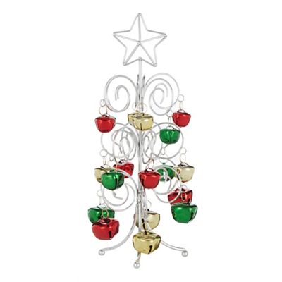 - Home Collection Silver Spiral Christmas Tree Ornament Debenhams