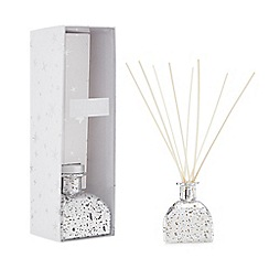 Debenhams - 'White Christmas' scented reed diffuser