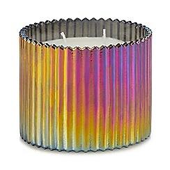 Debenhams - Multicoloured 'Winter Wonderland' scented candle
