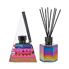 Debenhams - Multicoloured 'Winter Wonderland' scented reed diffuser
