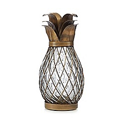 Abigail Ahern/EDITION - Gold large pineapple lantern