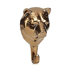 Abigail Ahern/EDITION - Gold bear hook