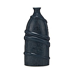 Abigail Ahern/EDITION - Blue snake vase