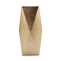 Abigail Ahern/EDITION - Gold Vertical Vase
